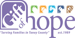 Gift Of Hope, Inc. Retina Logo